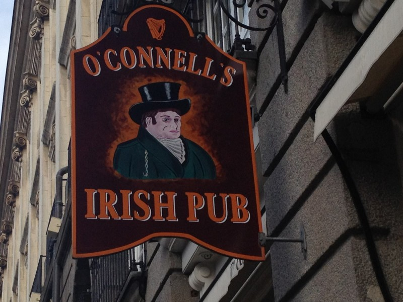 O'connell's Irish Pub Rennes 1