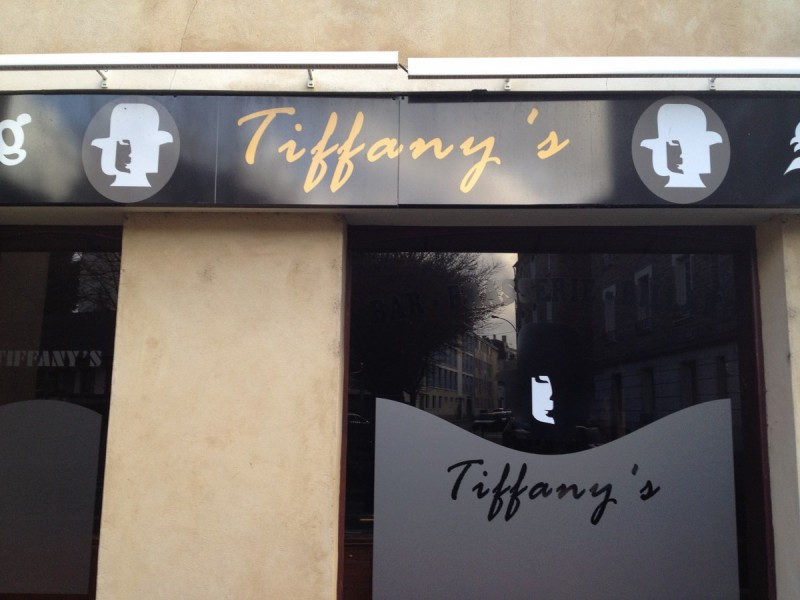 Le Tiffany's Rennes 1