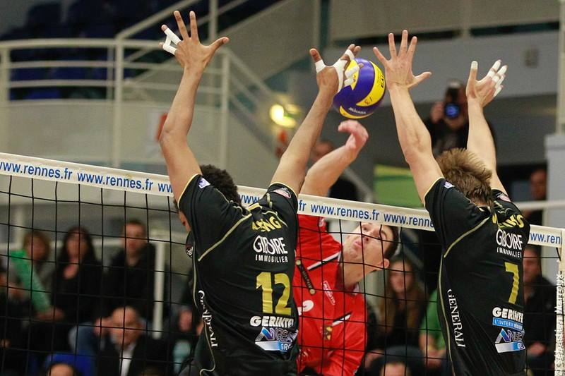 Rennes Volley 35 Rennes 1