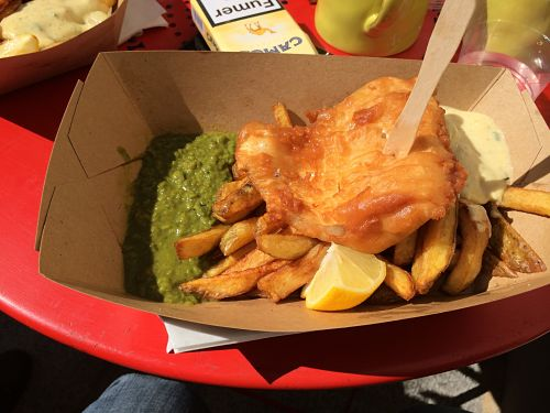The Original Fish&Chips by MissDom Rennes 4